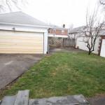 Yard + Garage