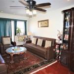 living room 3 rd flr