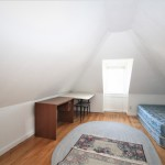 Attic with Bedroom