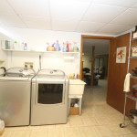 Washer room